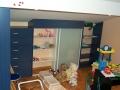 Otroška soba v modrem
