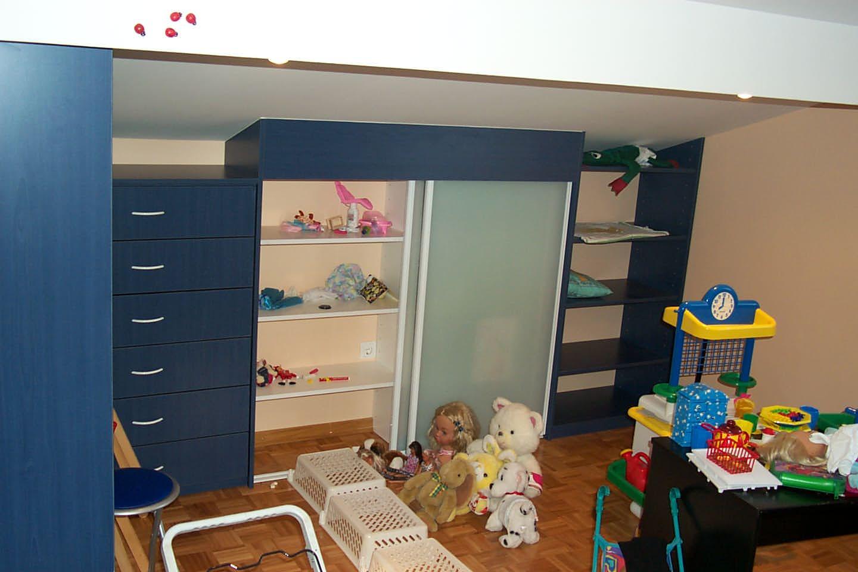 otroška soba za fanta