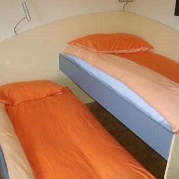 Kako opremimo male otroške sobe
