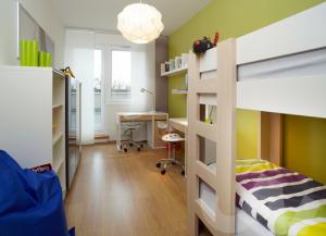 pospravljanje otroške sobe