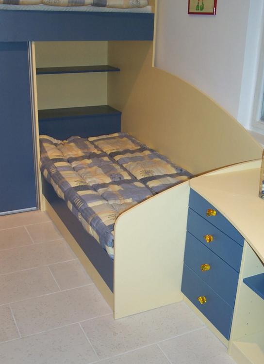 mladinska soba za fanta pograd