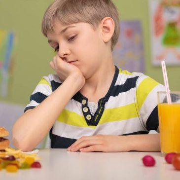 Debelost pri otrocih v Sloveniji
