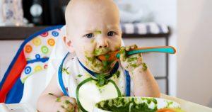 prva hrana za dojenčke