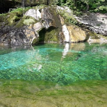 Ideje za izlet v hribe z otrokom – Slap Virje – jama Srnica – Plužensko jezero